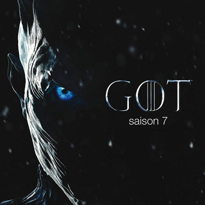 GOT Affiche Saison 7