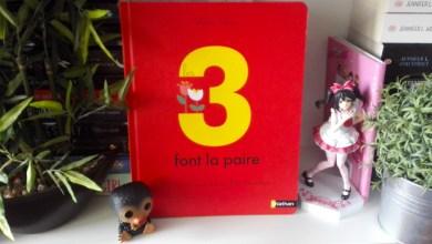 Photo of Les 3 font la paire de Delphine Chedru