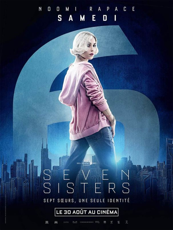 seven sisters affiche 6