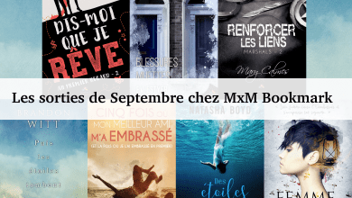 Photo de [À Paraître] MxM BookMark – Septembre 2017
