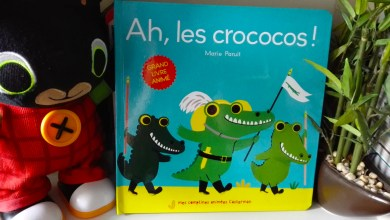 Photo de Ah les Crococos ! de  Marie Paruit