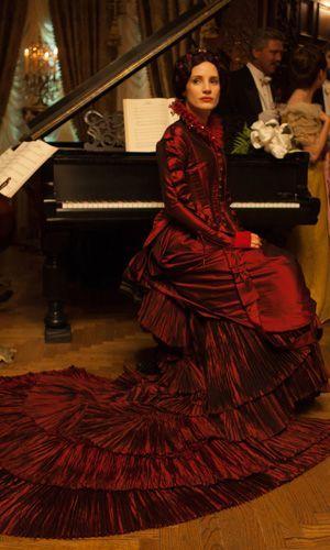 Crimson Peak - Lucille Red Dress