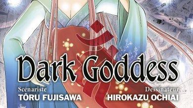 Photo of Dark Goddess Tome 1 de Tôru Fujisawa et Hirokazu Ochiai