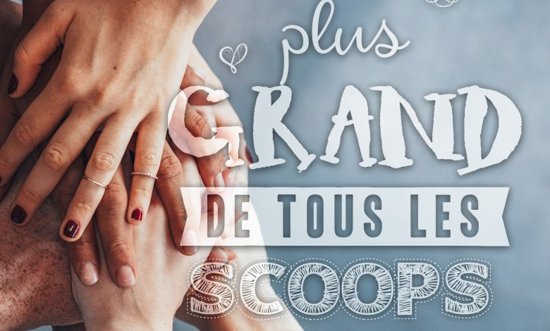 Photo of Le plus grand de tous les scoops de Gillian St Kevern
