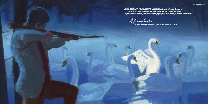 Le Lac des Cygnes - Extraits 1
