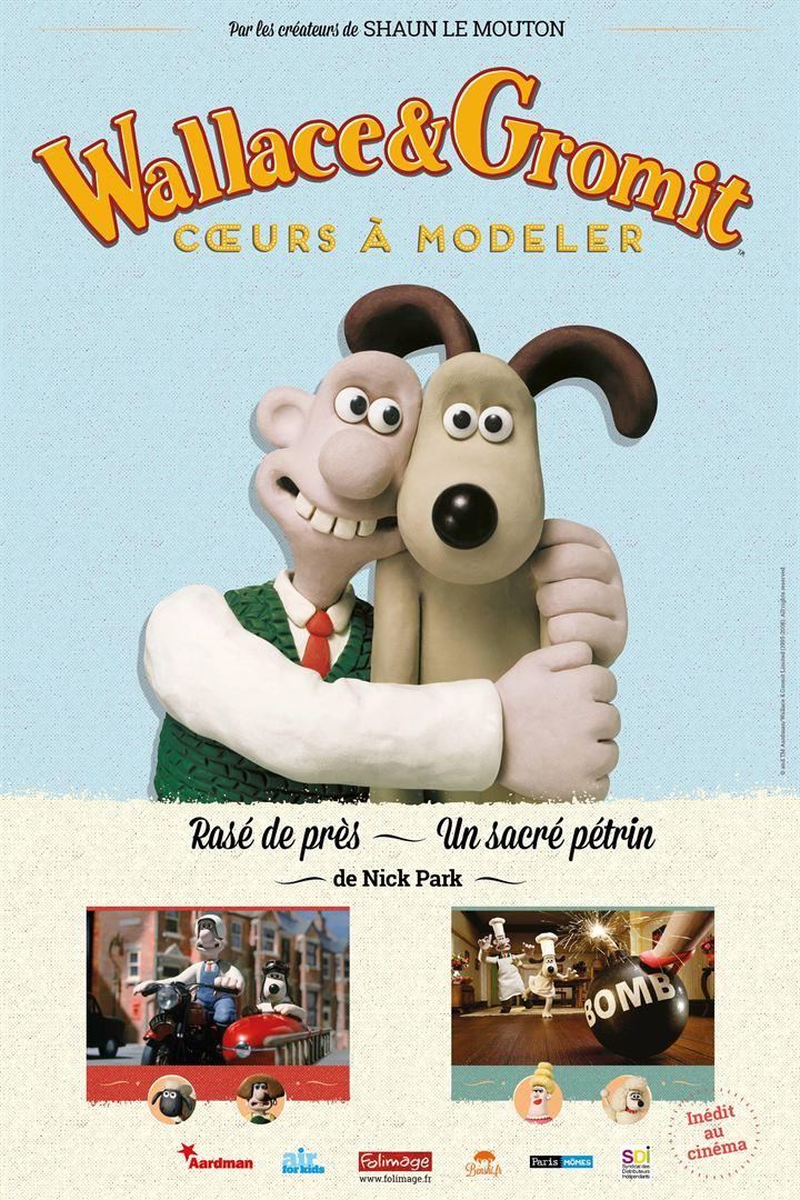 Wallace et Gromit: Coeurs à modeler