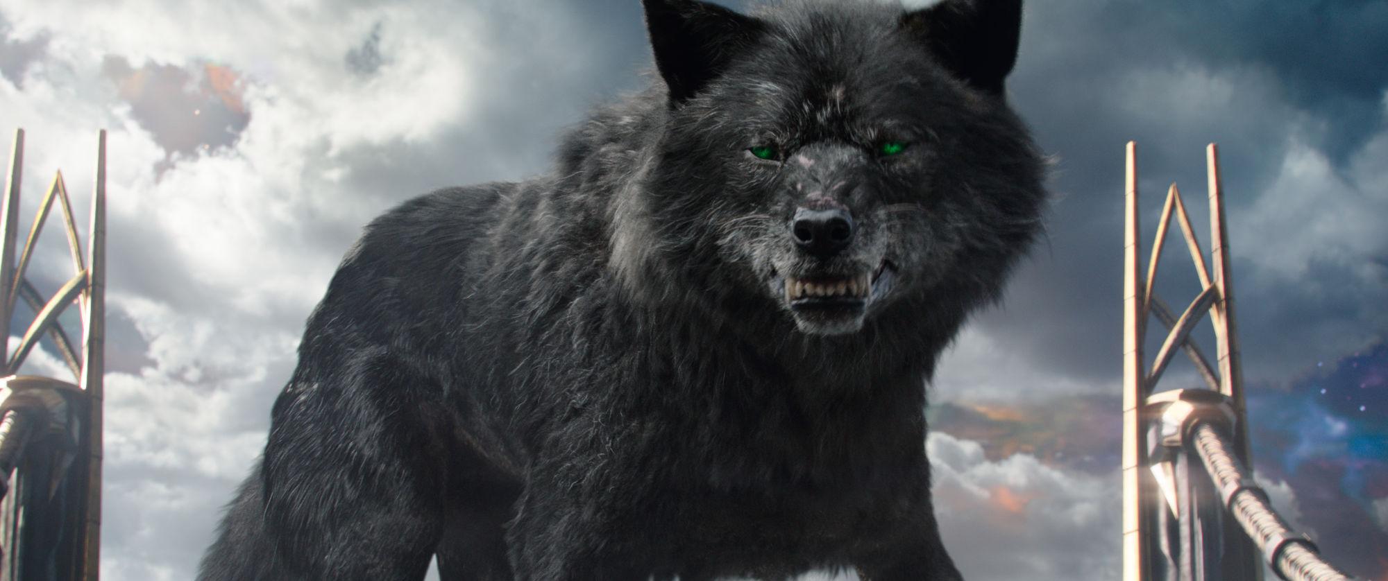 Thor Ragnarok - Fenrir