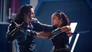 Thor Ragnarok - Loki VS Valkyrie