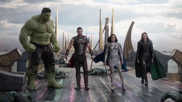 Thor Ragnarok - Revengers