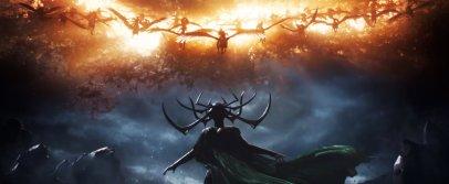 Thor Ragnarok - Valkyries VS Hela