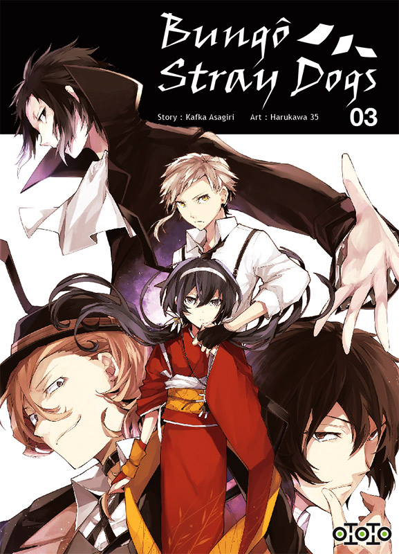 Bungô Stray Dogs T3