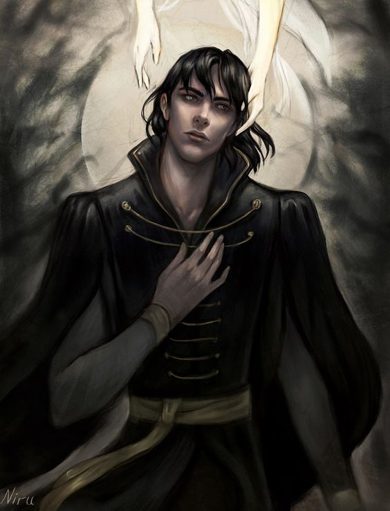 Darkling by Ni Ru