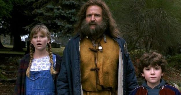 Jumanji 1995 - Judy, Peter et Alan