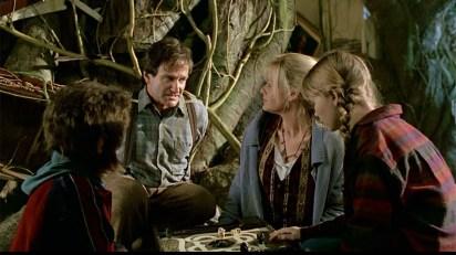Jumanji 1995 - Judy, Sarah, Alan et Peter Jeu 2