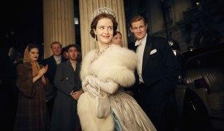 The Crown - Sortie du couple Royale