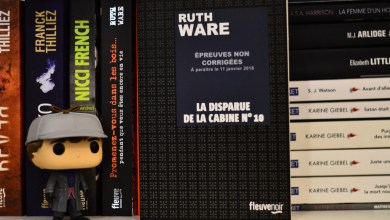 Photo de La Disparue de la Cabine n°10 de Ruth Ware