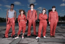 Photo of Misfits, saison 1 de Howard Overman
