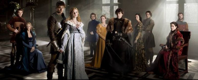 The White Queen - Heros