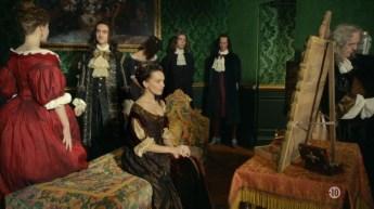 Versailles - Athénaïs assaye des bijoux