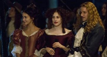 Versailles - Les Clairemont et le Chevalier