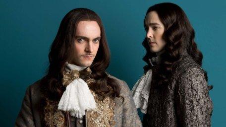 Versailles - Louis et Philippe