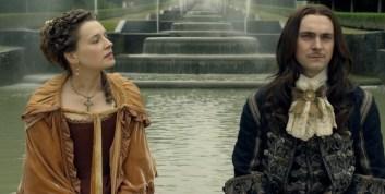 Versailles - Madame de Maintenon et Louis