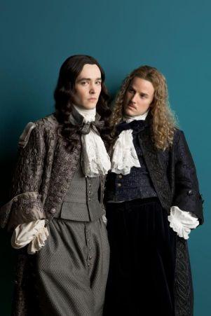 Versailles - Philippe et le Chevalier