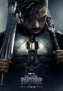 Black Panther - Promo Erik