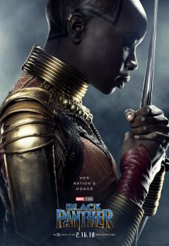 Black Panther - Promo Okoye