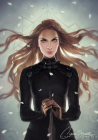 Feyre par Charlie Bowater