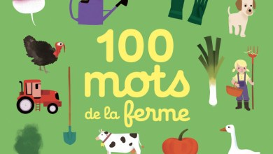 Photo of 100 mots de la ferme – imagier