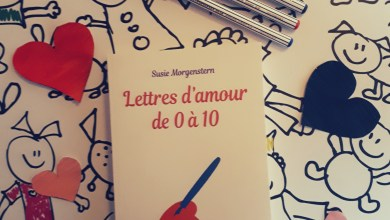 Photo of Lettres d'amour de 0 à 10 de Susie Morgenstern