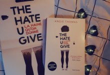 Photo de The Hate U Give de Angie Thomas