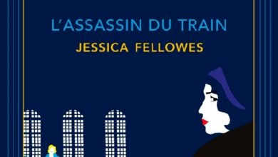Photo of L'assassin du train de Jessica Fellowes