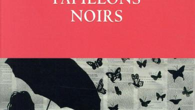 Photo of Les papillons noirs de Caroline Gutmann