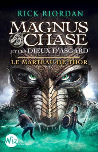 Magnus Chase - Le Marteau de Thor