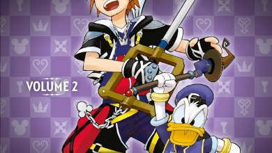 Photo de Kingdom Hearts II – Volume 2, de Shiro Amano