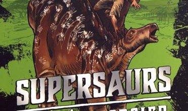 Photo de Supersaurs Livre II : Le stégosorcier de Jay Jay Burridge