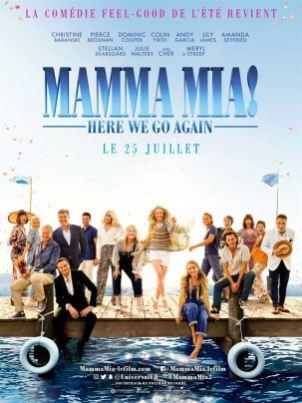 Mamma Mia ! Here we go again