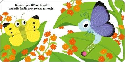 Bonjour petit papillon ! de Nathalie Choux-1