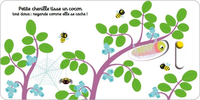 Bonjour petit papillon ! de Nathalie Choux-2