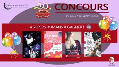 Photo de Concours Spécial 10 ans #1 Avec J'ai Lu Pour Elle