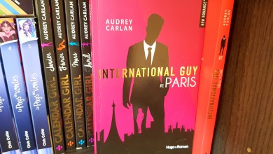 Photo de International Guy, Tome 1 – Paris de Audrey Carlan