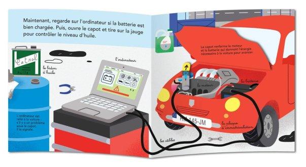 Je suis garagiste ! de Mélisande Luthringer -2