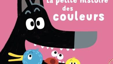 Photo of La petite histoire des couleurs de Françoise Langlois