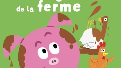 Photo of L'imagier rigolo de la ferme de Florence Langlois