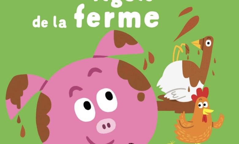 Photo de L'imagier rigolo de la ferme de Florence Langlois