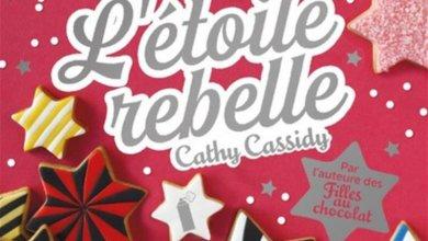 Photo of L'étoile rebelle de Cathy Cassidy