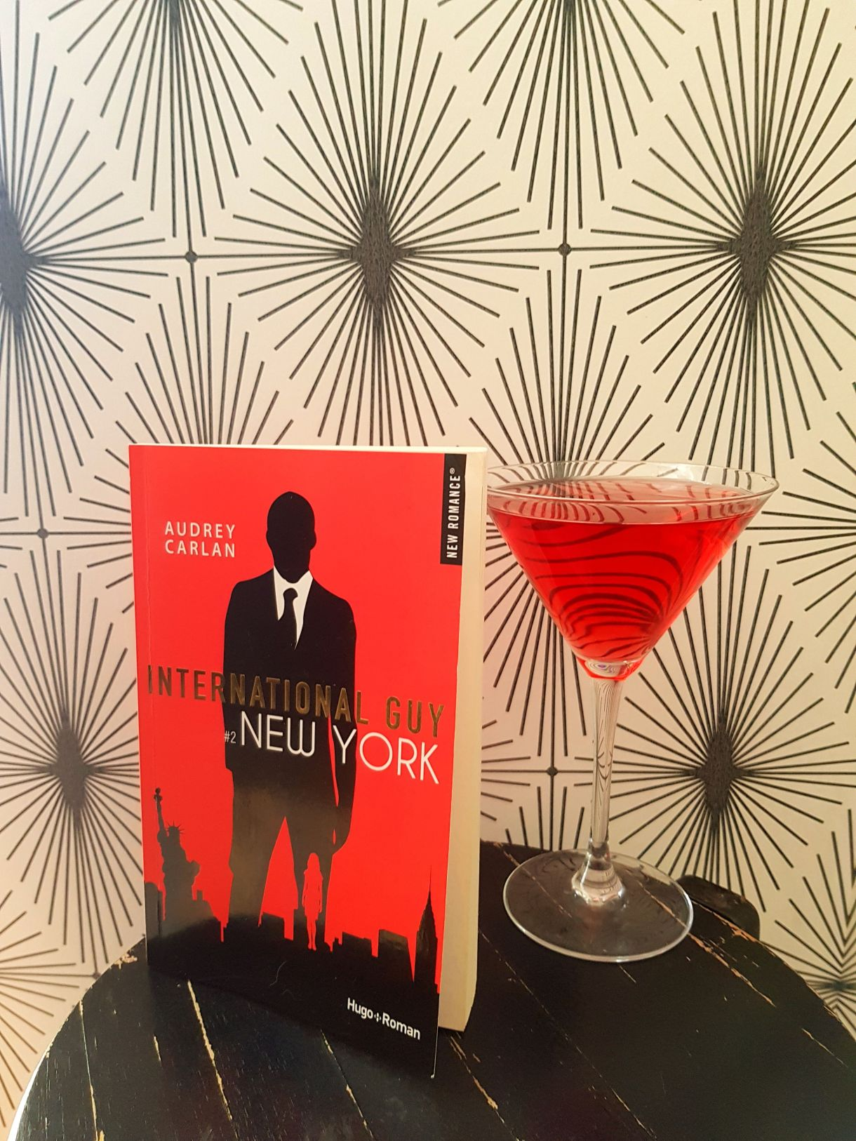 International Guy, Tome 2 – New York de Audrey Carlan