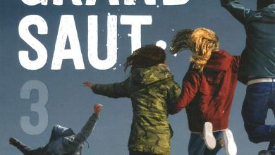 Photo of Le grand saut : Tome 3 de Florence Hinckel